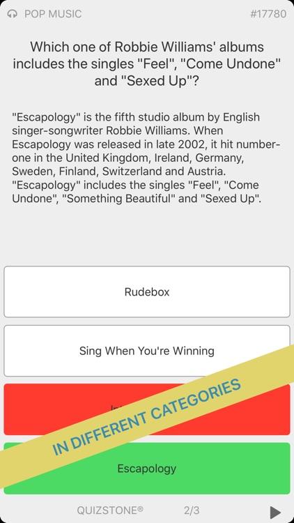 Who is Robbie Williams? screenshot-3