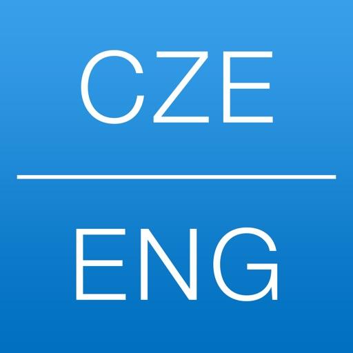 Dictionary Czech English