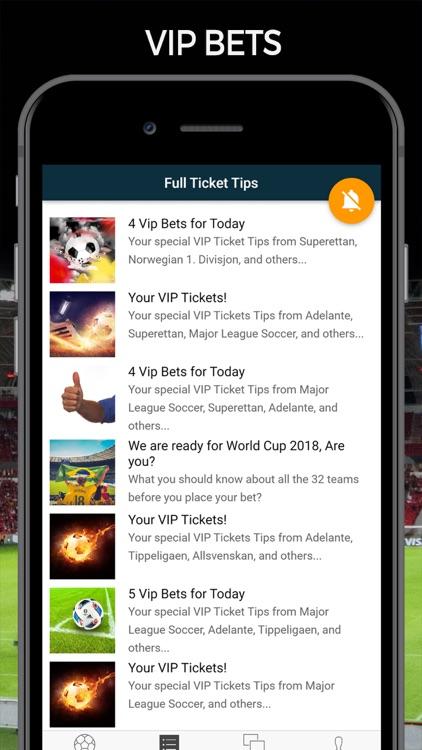 Soccer Predictions Football AI screenshot-4