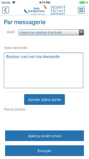 Autoentrepreneur Urssaf Dans L App Store