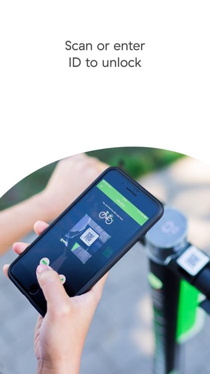 LimeBike - Your Ride Anytime screenshot-3