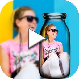 PIP Video Camera - selfie cam