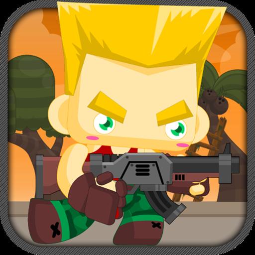 Little Commando Dash