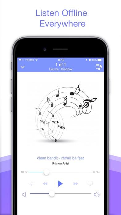 iPlay Offline: Music Player for Windows
