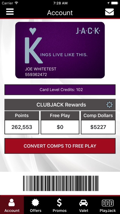 Jack casino promos offers by jack entertainment llc jack casino promos offers altavistaventures Choice Image
