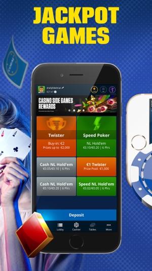 Halons poker