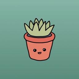 Succulent Emojis