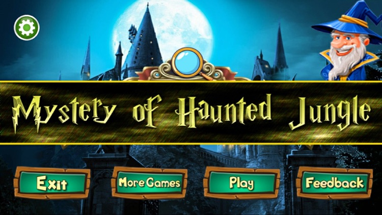 Mystery of Haunted Jungle