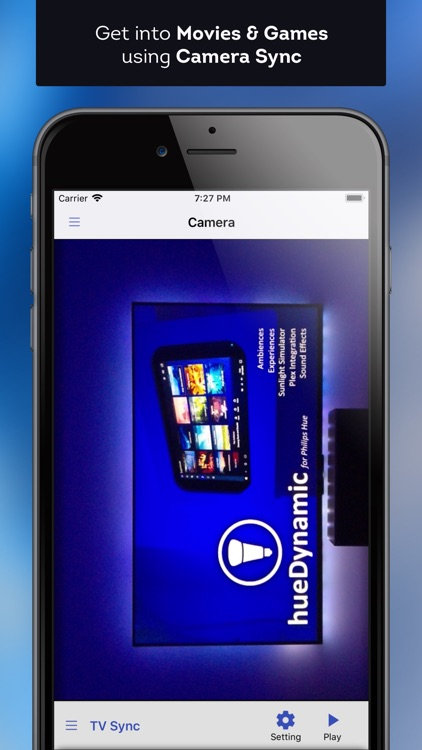 hueDynamic for Philips Hue screenshot-6