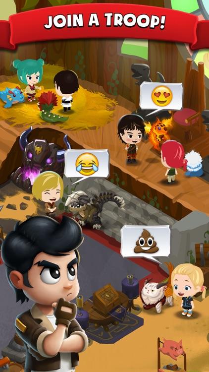 Battle Camp - Catch Monsters screenshot-4