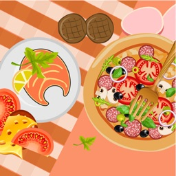 Yummy Food Stickers