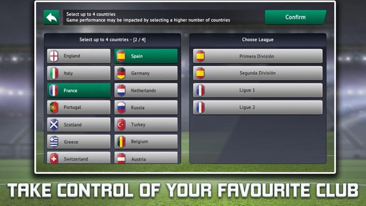 Soccer Manager 2019 screenshot-4