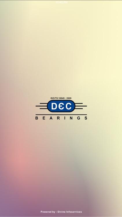 DEC BEARINGS