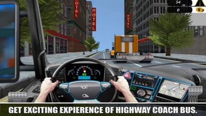 Highway Traffic: Bus Racer screenshot 3