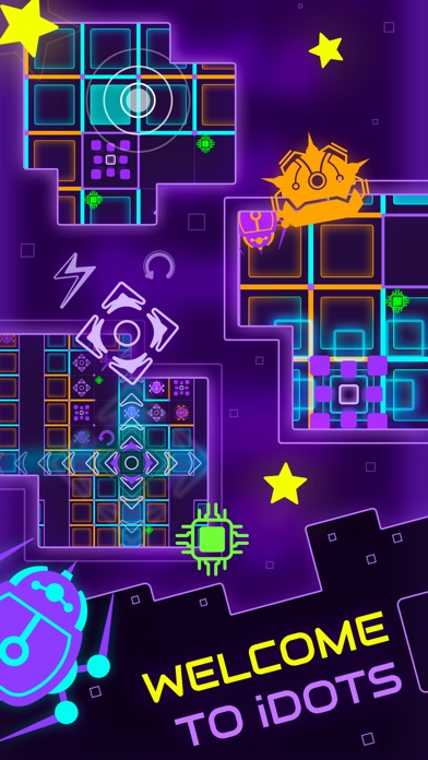 iDots and boxes - Adventure screenshot 1