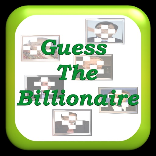Guess The Billionaire