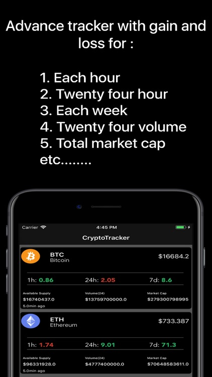 Crypto Tracker Pro screenshot-3