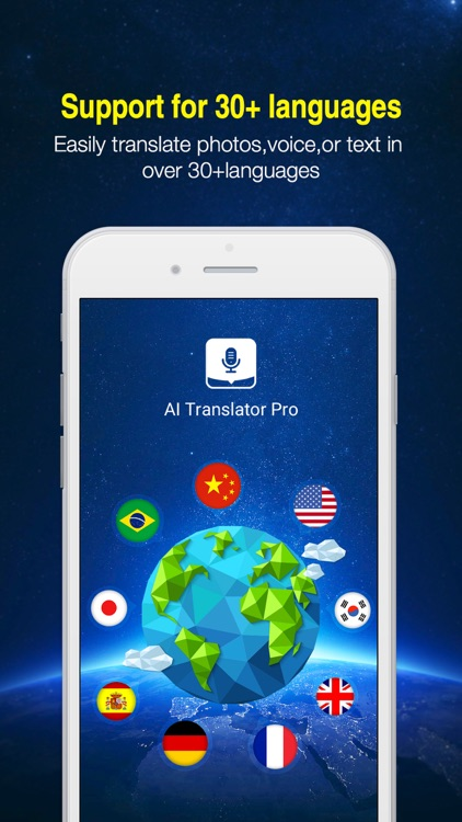 AI Translator Pro - Photo & Voice Translator