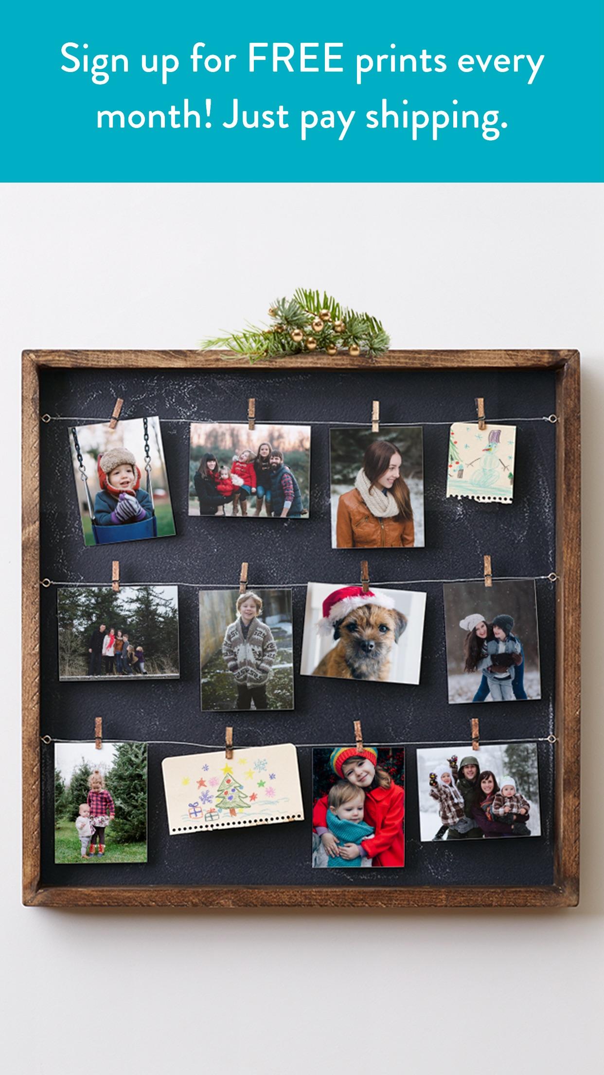 Snapfish: Photos, Cards, Books Screenshot