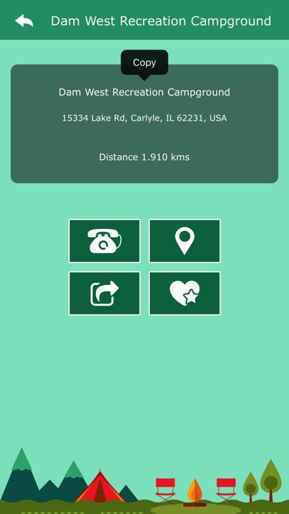 Illinois Camping Locations screenshot-4
