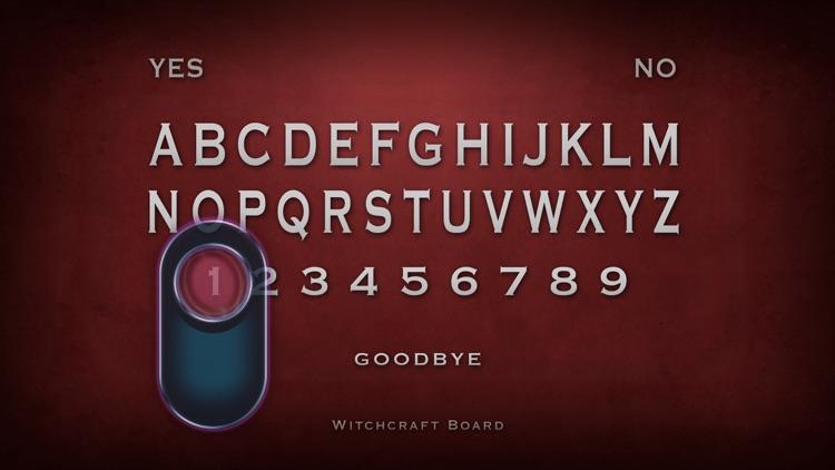 Witchcraft Board screenshot-4