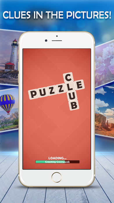 Puzzle Club: Jumble Crosswords screenshot 5