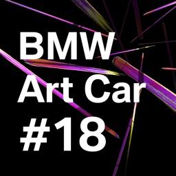 BMW Art Car #18 - for iPad