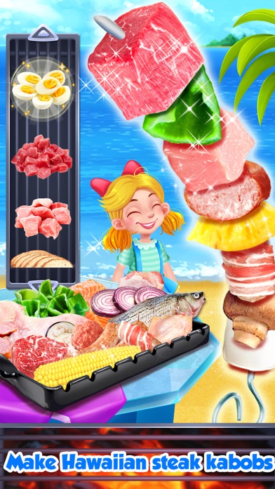 点击获取Hawaii BBQ Party - Crazy Summer Beach Vacation Fun
