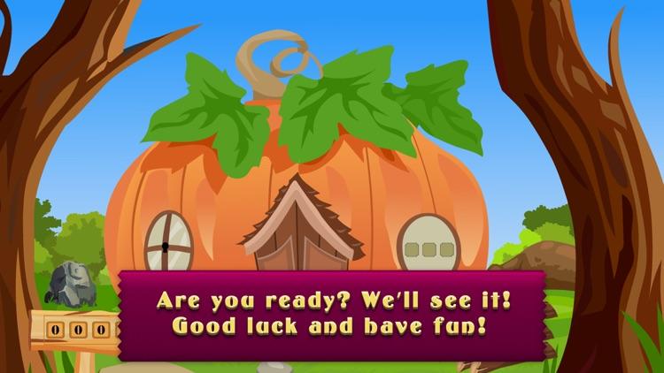 Cartoon Mongoose Escape Game - start a challenge screenshot-4