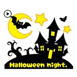Animated Happy Halloween