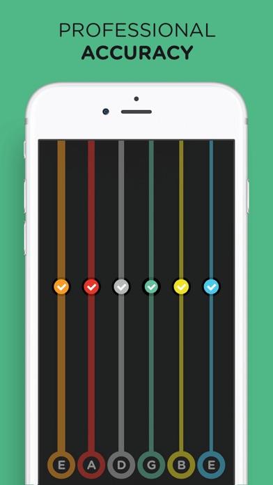 Karang – Tuner for Guitar screenshot three