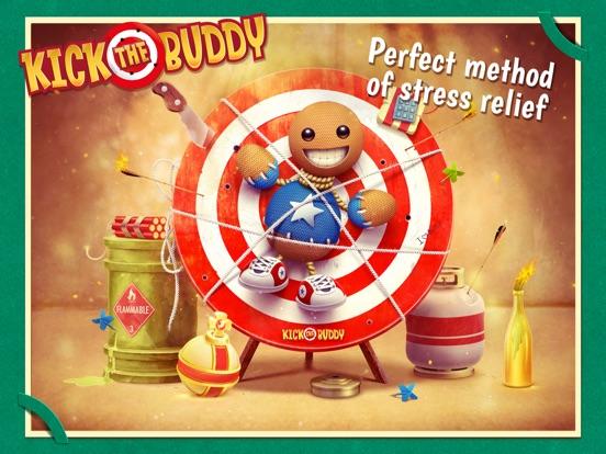 Kick the Buddy screenshot 6