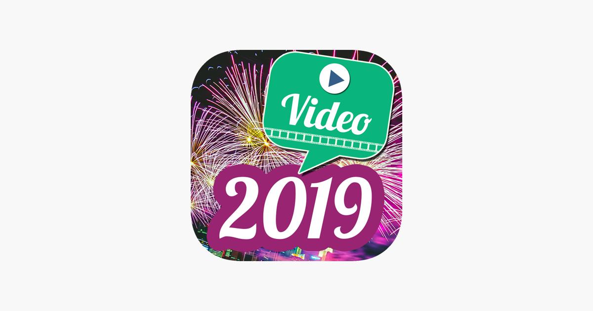 Neujahrsgrusse Video Grusse 2019 Im App Store