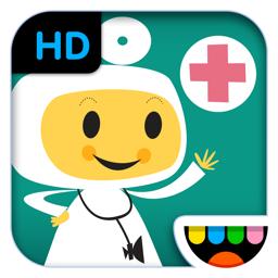 Ícone do app Toca Doctor HD