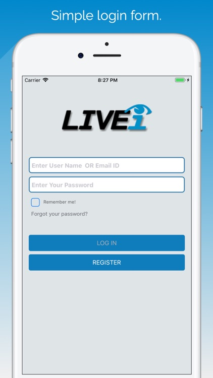 LIVEiNEWS MOBILE screenshot-0