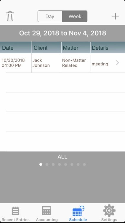 Time and Billing by eBillity screenshot-3
