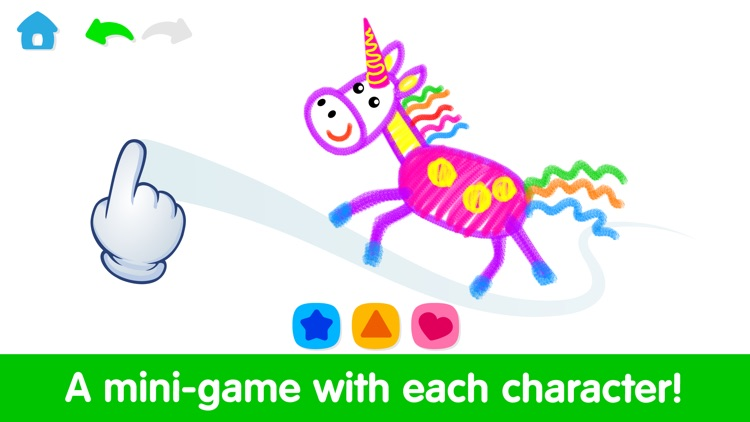 Drawing Academy Games for Kids screenshot-3