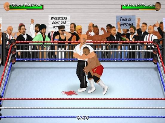 Wrestling Revolution для iPad