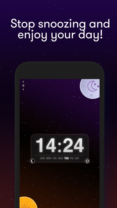 Alarm Clock Sleep Sounds Pro Screenshots