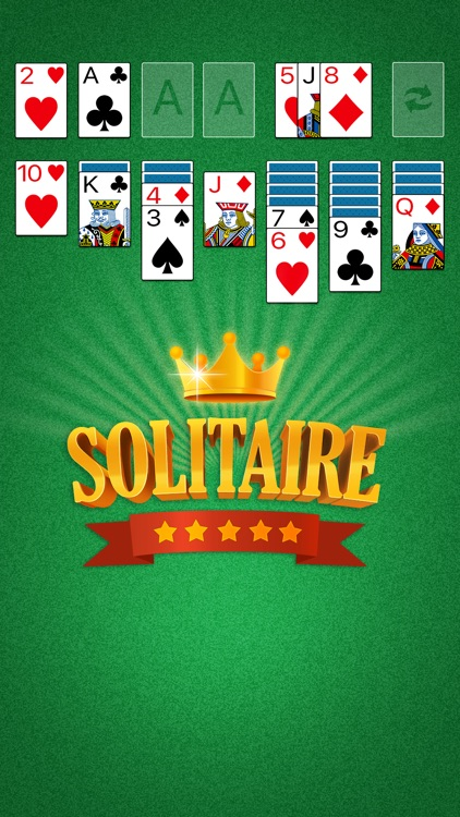 New Solitaire Card Game screenshot-4