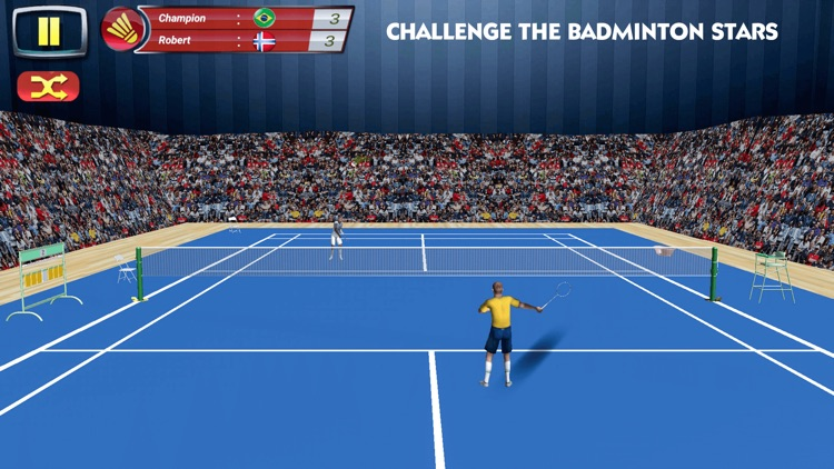 Real Badminton Super League screenshot-3