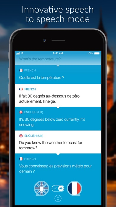 Speak 2 Translate -Live Voice and Text Translator with Speech Screenshot 3