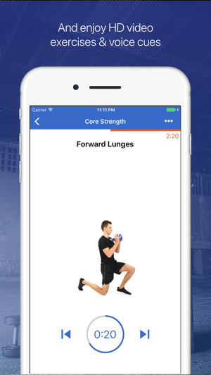 Kettlebell Workouts By Fitify On The App Store