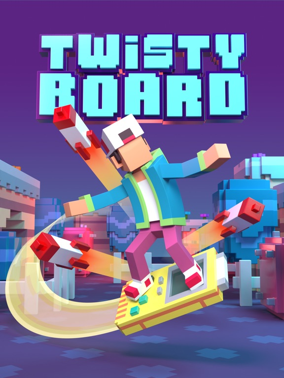 Twisty Board 1 screenshot 8
