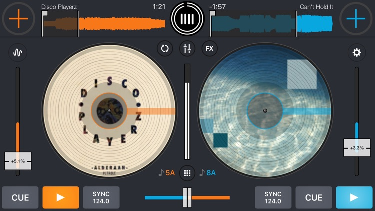 Cross DJ Pro screenshot-0