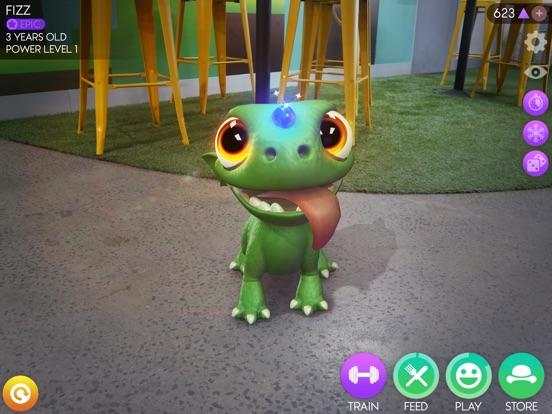 AR Dragon для iPad