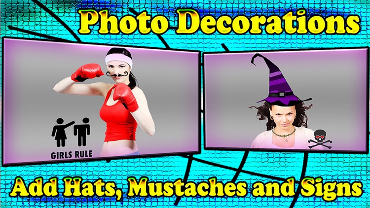Photo Decorator Pro - Hats, FX