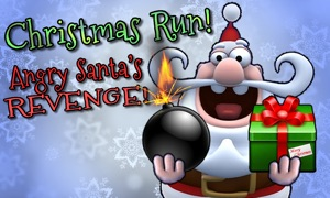 Christmas Run! Angry Santa's Revenge!