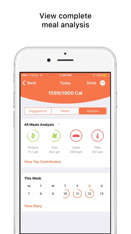 HealthifyMe Weight Loss Coach
