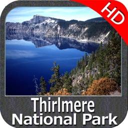 Thirlmere Lakes NP HD GPS charts Navigator